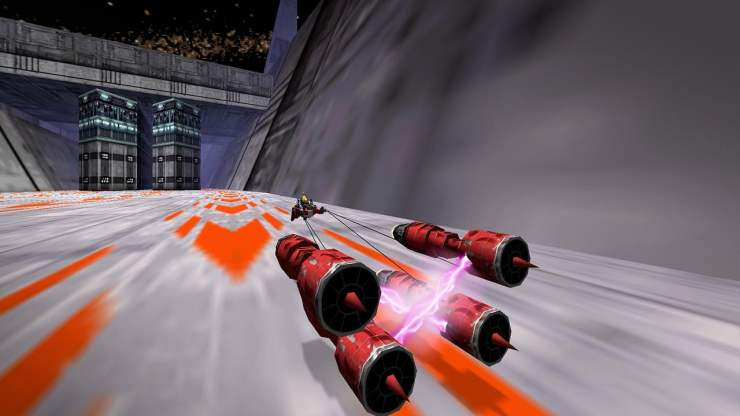 Star Wars Episode I: Racer – Nintendo Switch review