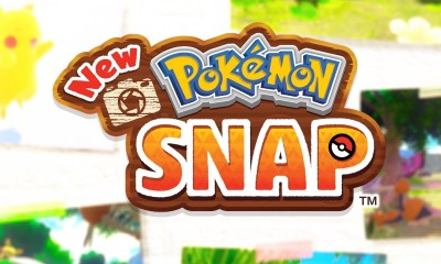 New Pokémon Snap logo