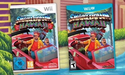 Shakedown: Hawaii - Nintendo Wii and Wii U