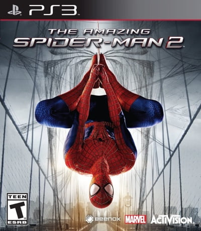 Spider-Man PlayStation 3 cover art