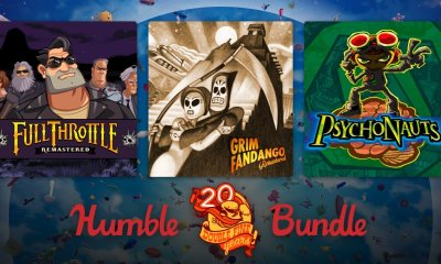 humble double fine 20th anniversary bundle