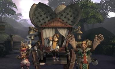 Final Fantasy Crystal Chronicles Dev Diary
