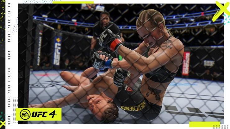 UFC 4 Screen 3