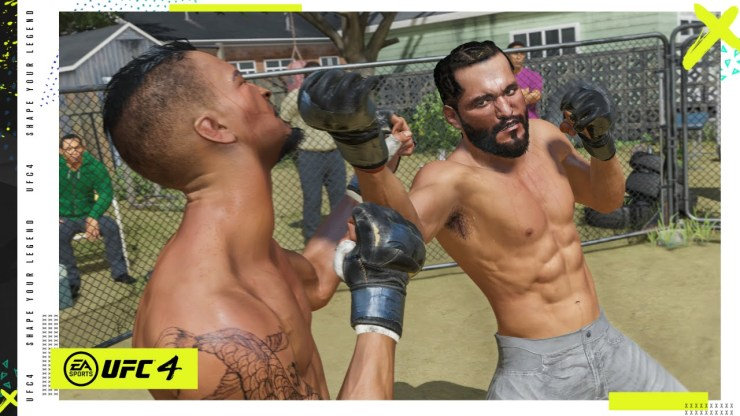 UFC 4 Screen 8