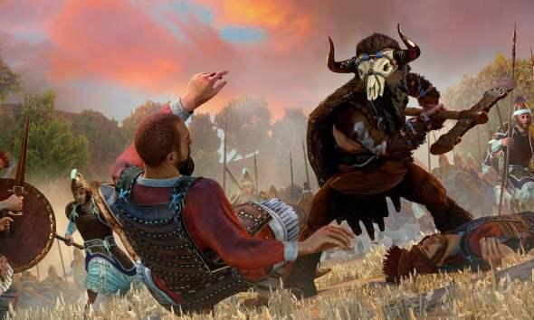 A Total War Saga: Troy - Epic Games