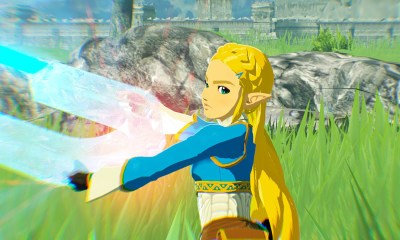 Hyrule Warriors - Age of Calamity Screenshot