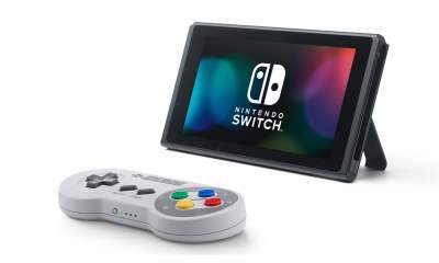My Nintendo - SNES controller