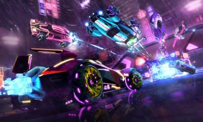 Rocket League free to play concurrency records