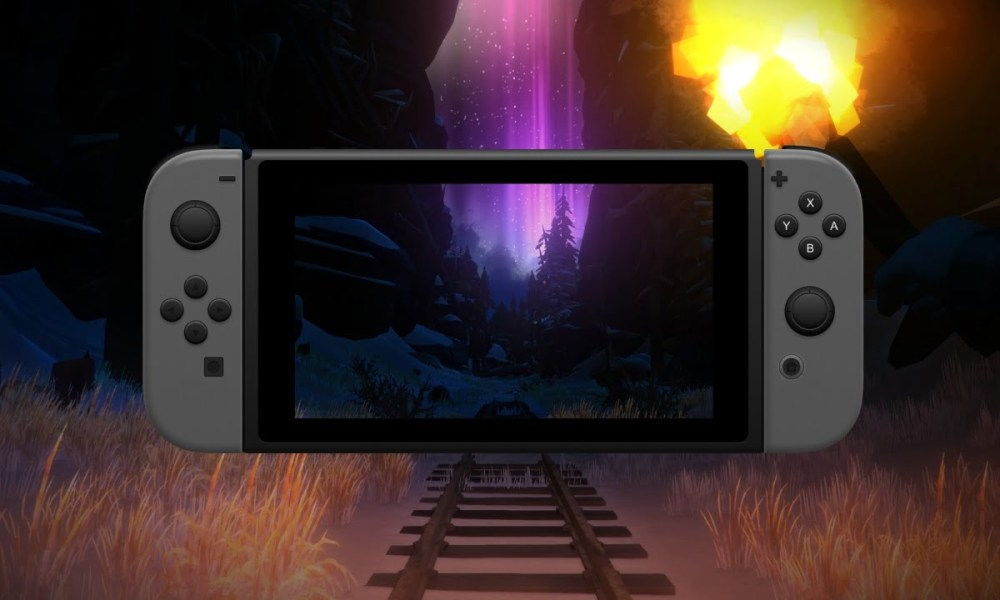 Surprise! The Long Dark is out now on Nintendo Switch