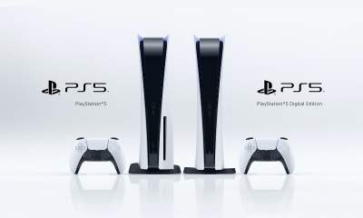 PlayStation 5 and PlayStation 5 Digital Edition