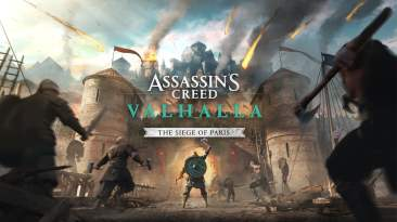 Assassin's Creed Valhalla - The Siege of Paris