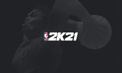 NBA2K21 artwork