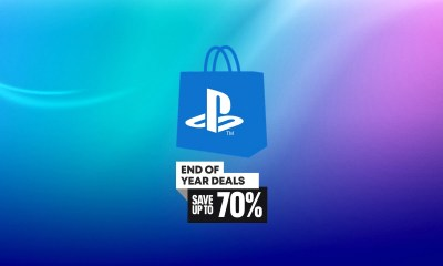 PlayStation Store End of Year Sale