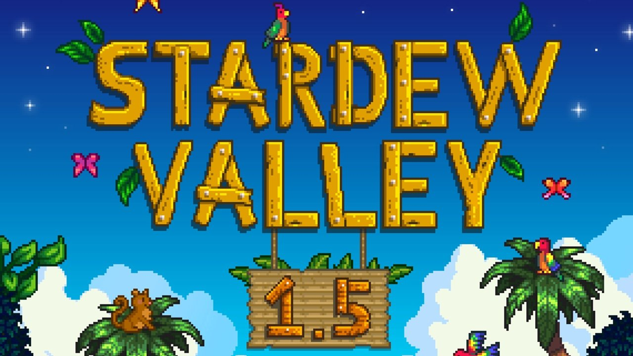Stardew Valley Update 1 5 Is Out Now On Pc Coming Soon To Console Thumbsticks The stardew valley fair is the highlight of the fall festival calendar for stardew valley. stardew valley update 1 5 is out now on