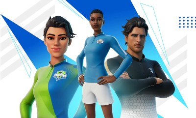 Fortnite football event