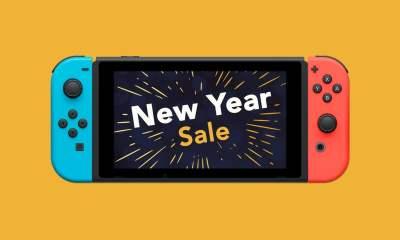 Nintendo Switch eShop New Year Sale