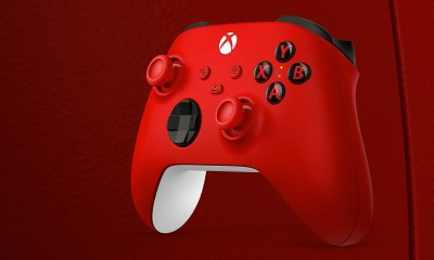 Xbox controller - Pulse Red