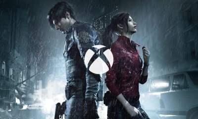 Xbox Resident Evil sale