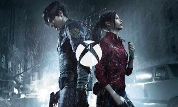 Xbox sale - Resident Evil 2