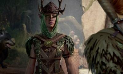 Baldur's Gate 3 Druid update