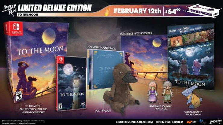 To The Moon - Deluxe Edition