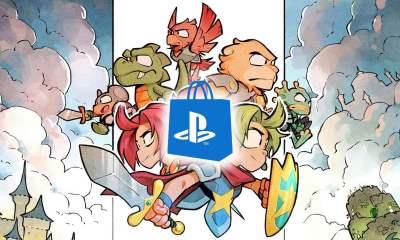 Wonder Boy: The Dragon's Trap - PlayStation Store