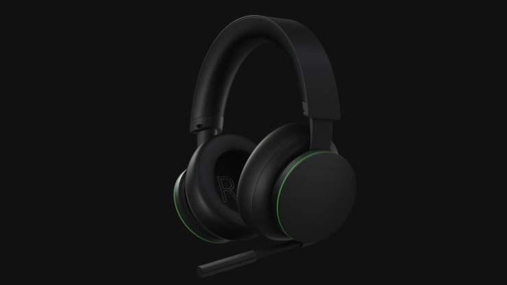 Xbox Wireless Headset detail
