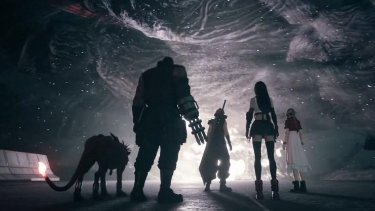 Final Fantasy VII Remake Act IV