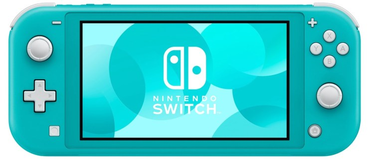 Nintendo Switch Lite Turquoise Color