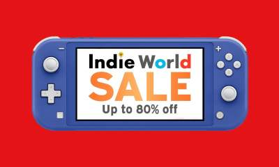 Nintendo Switch Indie World Sale