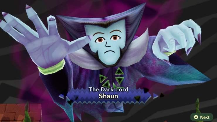 The Dark Lord Shaun