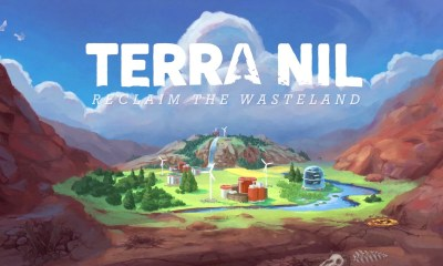 Terra Nil - Free Lives - Devolver Digital