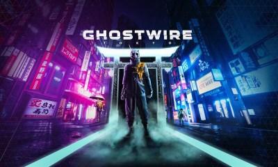 Ghostwire: Tokyo key art