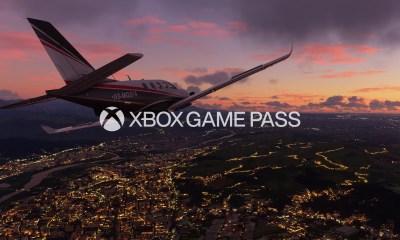 Xbox Game Pass - Microsoft Flight Simulator
