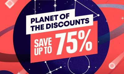 PlayStation Planet of the Discounts sale