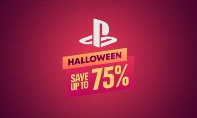 PlayStation Store Halloween Sale 2021