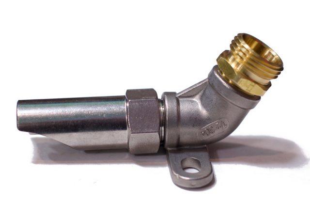 hog watering hardware