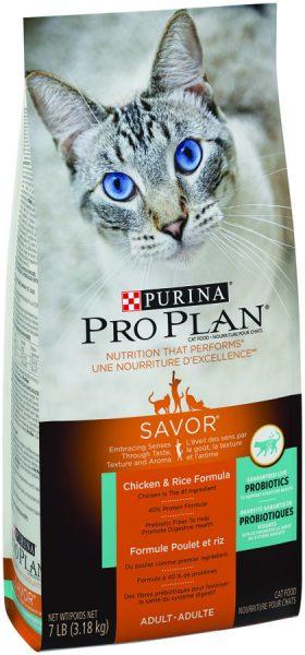 Pro Plan Adult cat food