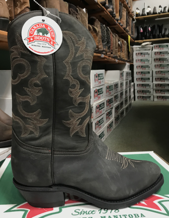 Canada West Boot