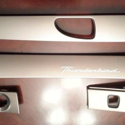 2006 Thunderbird Interior Trim Set