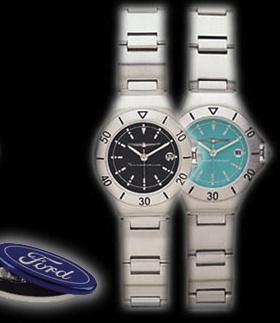 Ladies Size - Thunderbird stainless steel watch