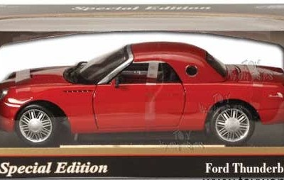 Torch Red 1/18th scale Die Cast Model