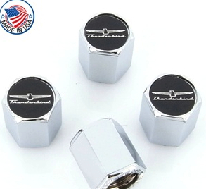 Thunderbird Valve Stem Caps