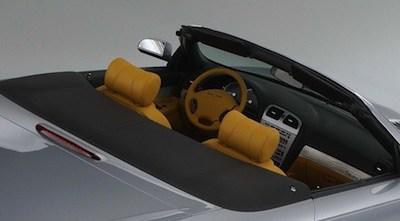 2003 Thunderbird Supercharged Concept - Hard Tonneau Cover
