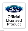 SMALL Ford licensed logo