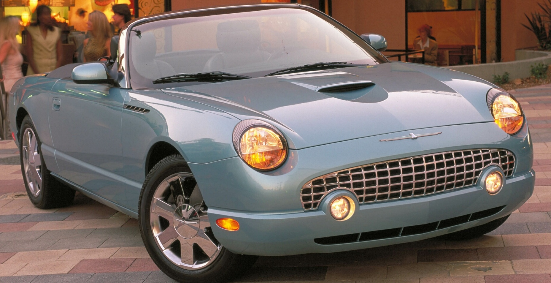 Is now a good time to buy a 2002 2005 thunderbird
