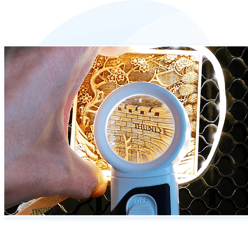 laser etching equipment