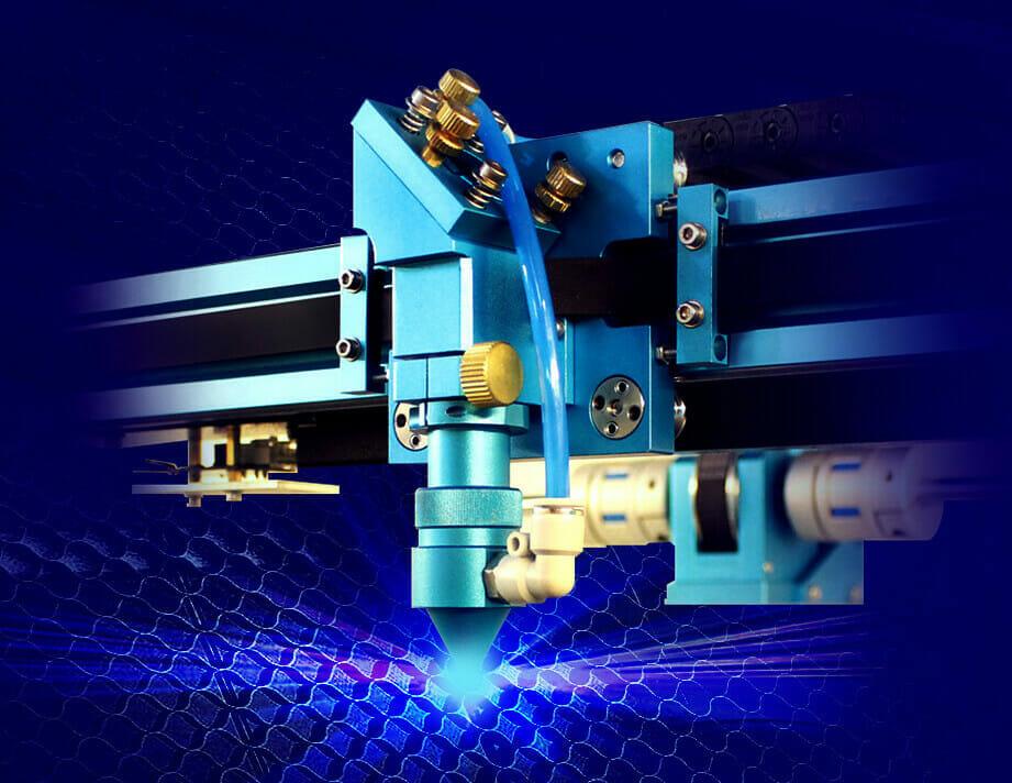 thunder laser machine hero image for mobile