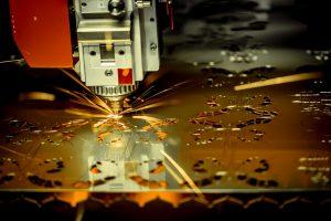 Medical laser cutting engraving machine