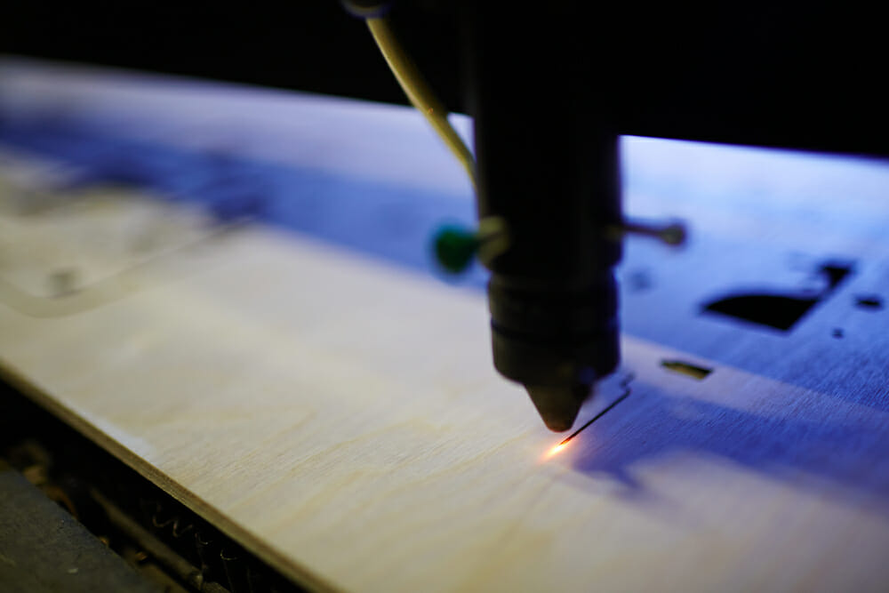 Prevent Burning and Scorching When Laser Cutting